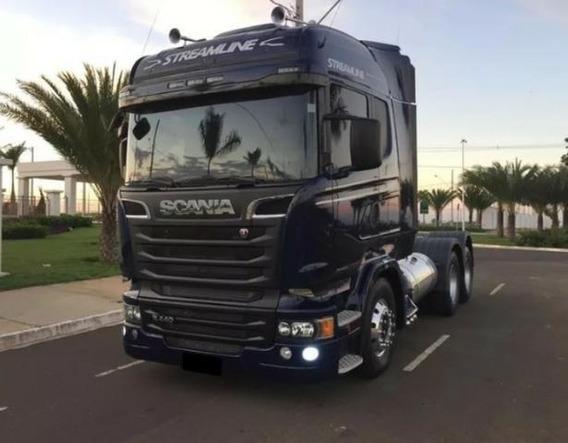 Scania R 440 6x4 2014/14 Streamline
