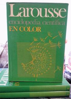 Enciclopedia Científica Larousse - Larousse S.a- 3 Tomos
