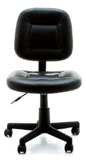 Cadeira De Escritório Black Task Preta