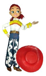 Muñeco Figura Peluche Jessie Toy Story Trapo 30 Cm