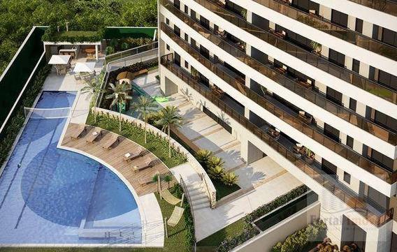 Apartamento Com 3 Dormitórios À Venda, 146 M² Por R$ 1.170.000,00 - Cocó - Fortaleza/ce - Ap0236