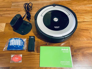 Roomba 690 Wi Fi Original + Accs Extra - Impecable