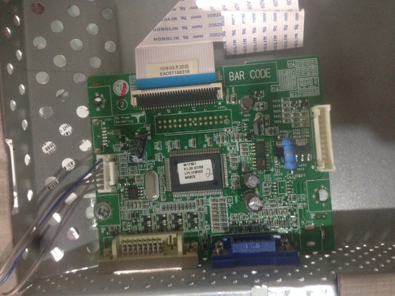 Placa Principal Monitor Lg Flatron W1752t