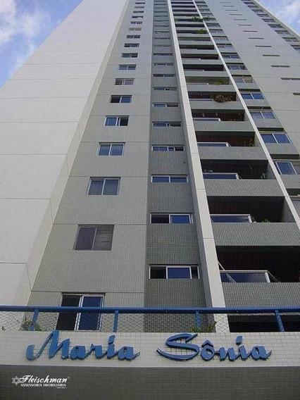 Apartamento Residencial Para Locação, Parnamirim, Recife - Ap0693. - Ap0693
