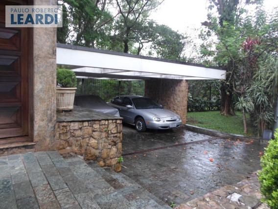 Casa Assobradada Real Parque - São Paulo - Ref: 539624