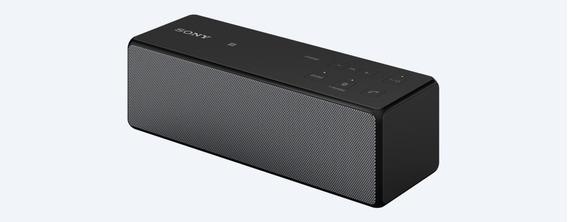 Caixa De Som Portátil Sony Srs-x33 Bluetooth Preto - Nova
