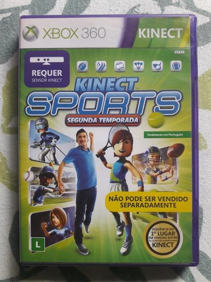 Kinect Sports Segunda Temporada Xbox 360 Português