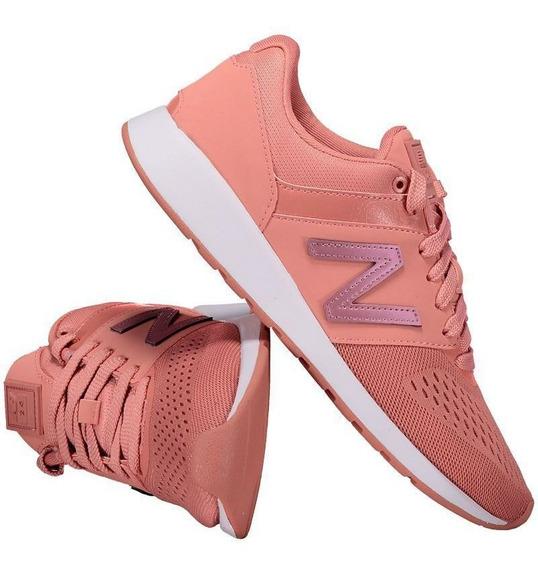 Tênis New Balance 24 Feminino Rosa