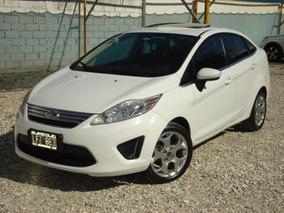 Ford Fiesta Kinetic Design 1.6 4p Trend Plus 2012