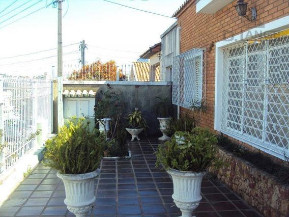 Casa Com 3 Dormitórios À Venda, 240 M² Por R$ 450.000 - Vila Marieta - Campinas/sp - Ca11325
