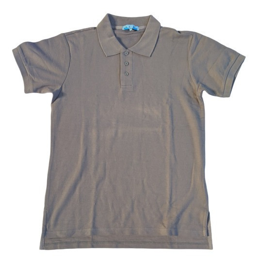 Camiseta Camisa Polo 100% Algodao Várias Cores E Tamanhos