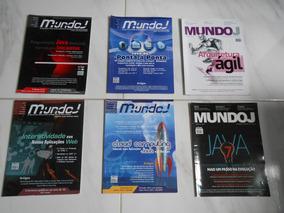 Revistas Mundoj E Info + Brinde