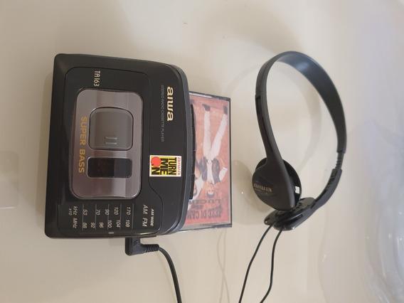 Rádio Cassette Player Stereo