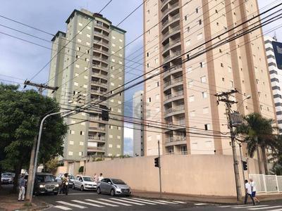 Apartamento Com 3 Dormitórios À Venda, 89 M²- Taquaral - Campinas/sp - Ap6987
