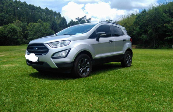 Ford Ecosport 1.5 Freestyle Flex 5p 2019