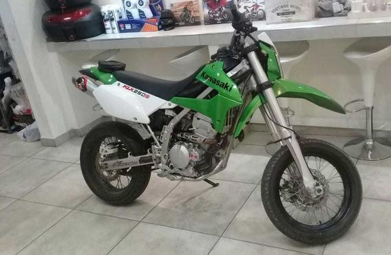Kawasaki Klx 250s 2012- Único Dueño - Usado Seleccionado