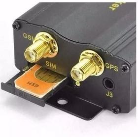 Rastreador Veicular Tk 103b Sinal Gps Sms Gprs Bloqueador