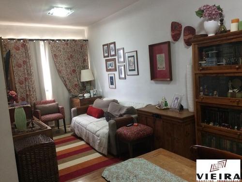 Imagem 1 de 15 de Apartamento  C/ 03 Banheiros, Excelente - 2732-1