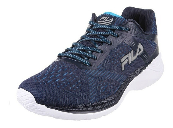 Zapatillas Fila Champion Azul Navy - Palermo