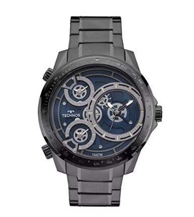 Relógio Masculino Technos Legacy Modelo 2035mlb/4a Promoção Por Tempo Limitado, Última Unidade, Relógio Novo Na Caixa!