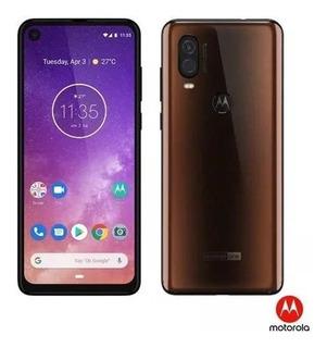 Smartphone Motorola One Vision 6,3 4g,128gb 48mp