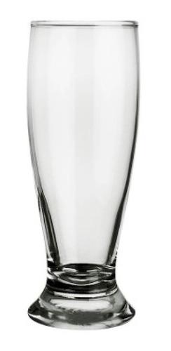 Vaso Vidrio De Cerveza 530 Ml. Línea Munich