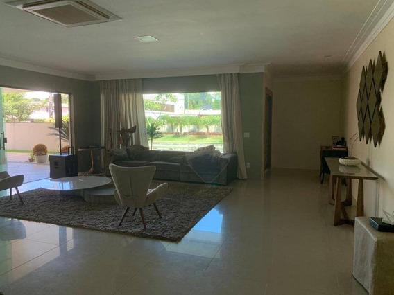 Casa Com 5 Dormitórios À Venda, 500 M² Por R$ 2.800.000 - Mangueirão - Belém/pa - Ca0206