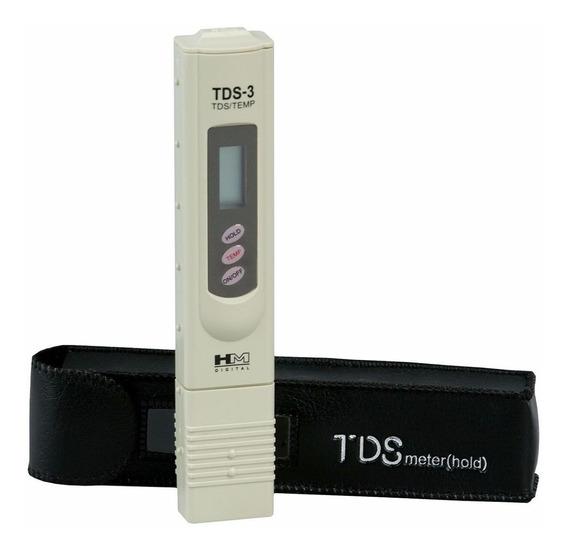 Medidor Tds Digital Condutivimetro Pureza Agua Hidroponia