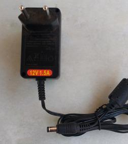 Kit Com 11 Fonte De Alimentação 12v 1,5a Bi-volt Automática