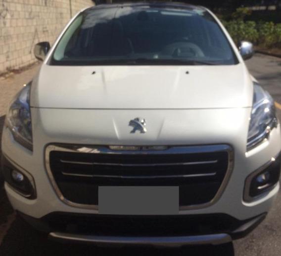 Peugeot 3008 Griffe 1.6 Branco 2015