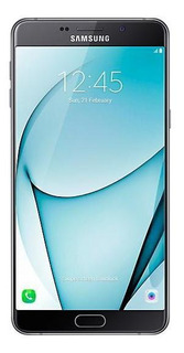 Usado: Samsung Galaxy A9 Pro 2016 Preto Mt Bom C/nf