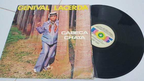 Lp Genival Lacerda Cabeça Chata - Frete Grátis