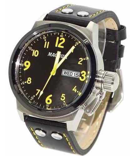 Relógio Masculino Magnum Military Ma32774j Esportivo