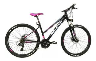 Bicicleta Raleigh Mojave 2.0 Alum. Dama R27.5 Disco + Linga