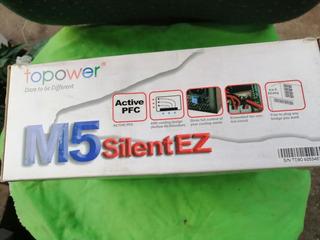 Fuente Poder 600watts M5 Silentez