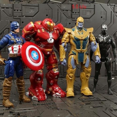 Muñecos Articulados Avengers Pack 2