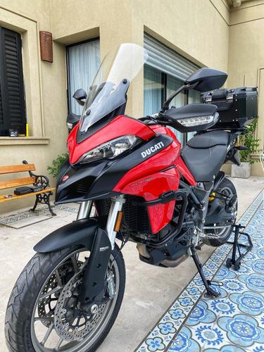 Ducati Multistrada 950 2018 Roja,