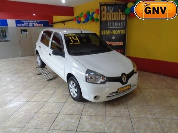 Renault Clio 1.0 Expression 16v Flex 4p Manual + Gnv