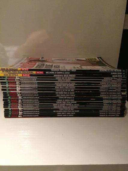 Revista Mens Health, Do Ano De 2008 A 2010