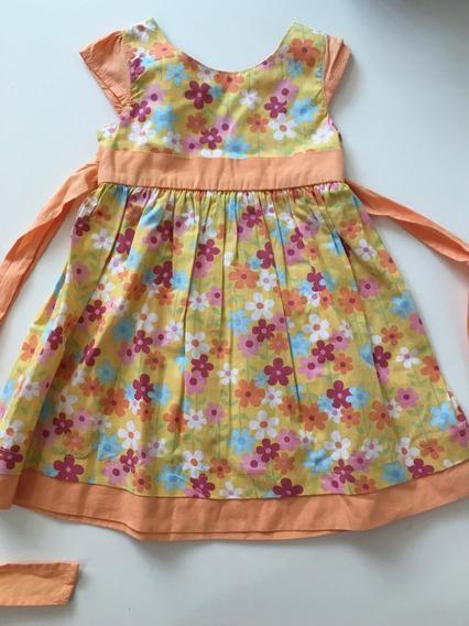 Vestido Infantil - Tamanho G - Loja Alphabeto