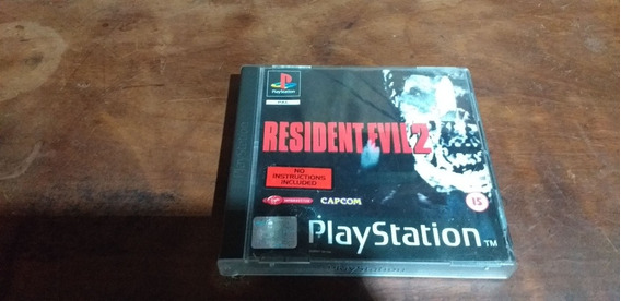 Resident Evil 2 Original Playstation