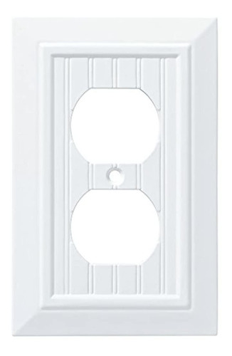 Placa De Pared Clásica Simple, Cubierta Para Interruptor