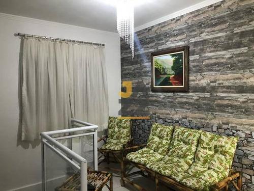 Excelente Apartamento No Balneario Maracanã - Ca13399