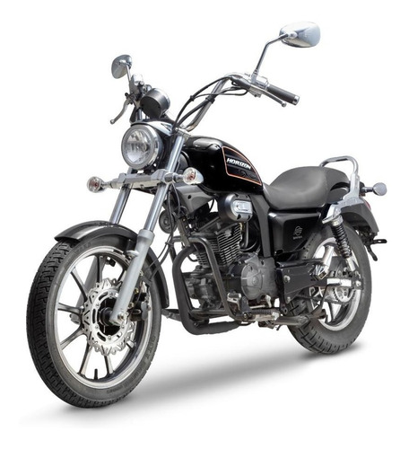 Imagem 1 de 5 de Harley Davidson/ Custom /horizon 150cbs - Marcial Santos