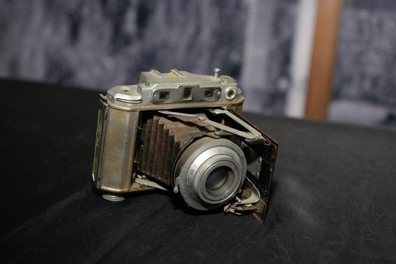 Câmera Fotográfica Petri Anastigmat F=7,5cm