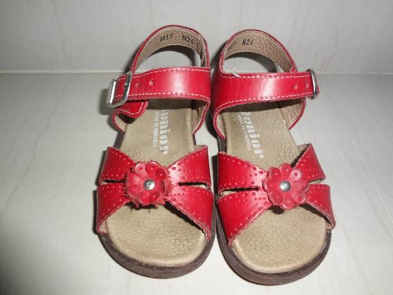 Zapatos, Marca Junior, Talla 24, Niña