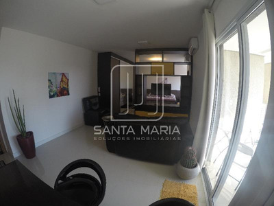 Apartamento (tipo - Padrao) 1 Dormitórios/suite, Cozinha Planejada, Portaria 24hs, Lazer, Espaço Gourmet, Elevador, Em Condomínio Fechado - 53715ve