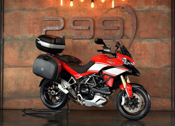 Ducati Multistrada 1200 - 2015/15 Apenas 9.255kms!