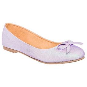 Zapatos Fiesta Flats Been Class Dama Sint Lila U76838 Dtt