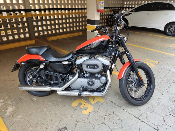 Harley-davidson Sportster Nightster 1200 (2009)